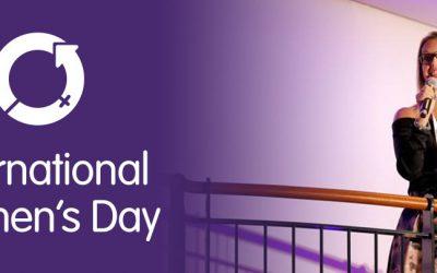 Life of a Female MC – International Women's Day – Balance IS better!